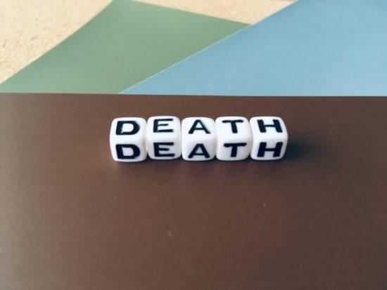 死の恐怖の正体を明確にすることが治し方の1つ